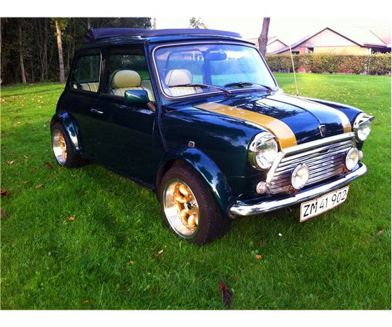 Rover Mini Cooper 1,3 SPI British Open