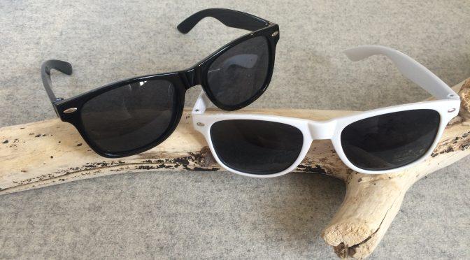 Solbriller til fedterøve